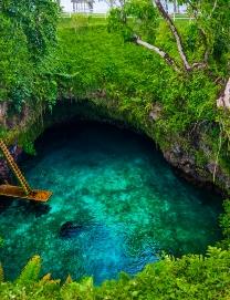 Ozeanien mit seiner Inselwelt des Pazifiks
