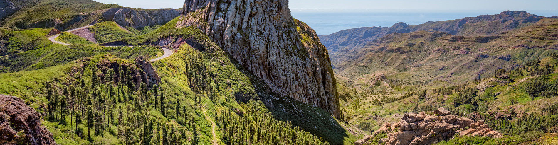 Der Weg ist das Ziel. Erwandern Sie Ihre Route und genießen Sie die Natur.